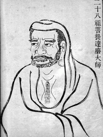 28_ -Bồ-Đề-Đạt-Ma (Bodhidharma)