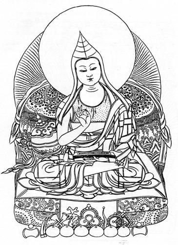 Tịch Thiên (Santideva) (thế kỷ thứ 7- 8) - Tác giả của Nhập Bồ Tát Hạnh (Bodhicaryavatara), một tác phẩm cổ điển vĩ đại của văn học Đại Thừa Ấn Độ.